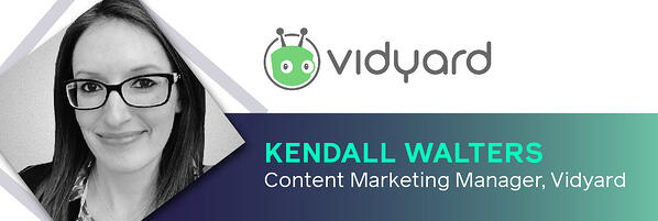 3 top tips from 3 top content marketers Kendall