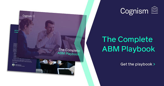 The Cognism ABM Playbook