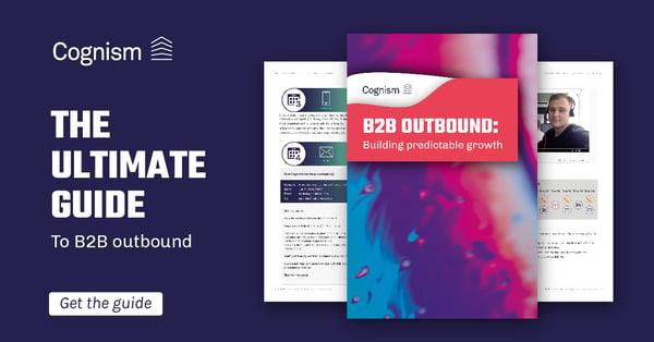 B2B Outbound Building Predictable Growth LI 2