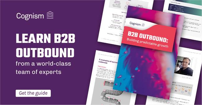 B2B Outbound Building Predictable Growth LI 4-1