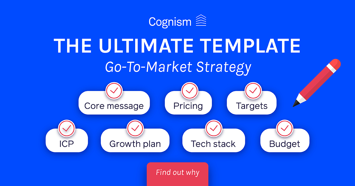 Go-to-market ppt template