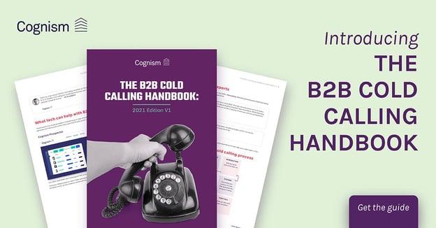 B2B Cold Calling Handbook