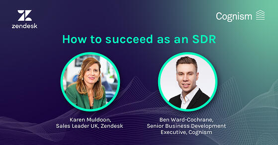 How to succeed as an SDR