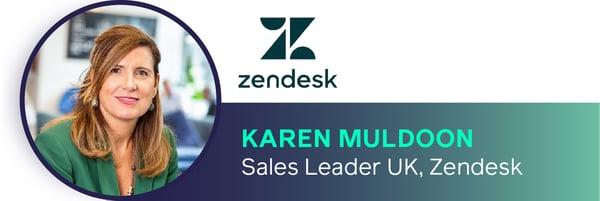 Karen Muldoon Zendesk