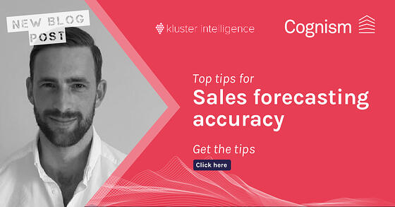 Top tips for sales forecasting accuracy