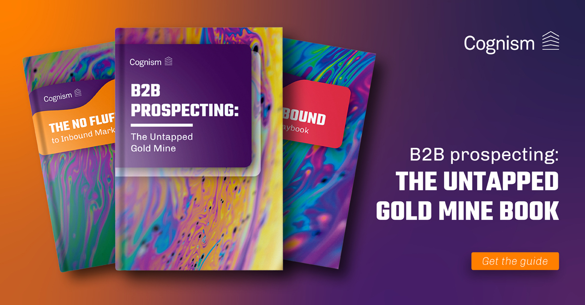 B2B prospecting: The untapped gold mine