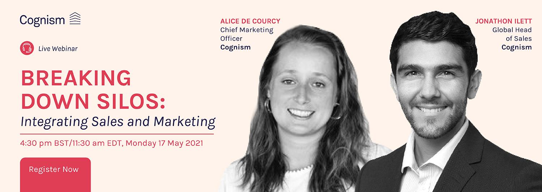 Breaking down Silos - Integrating Sales and Marketing V1-02
