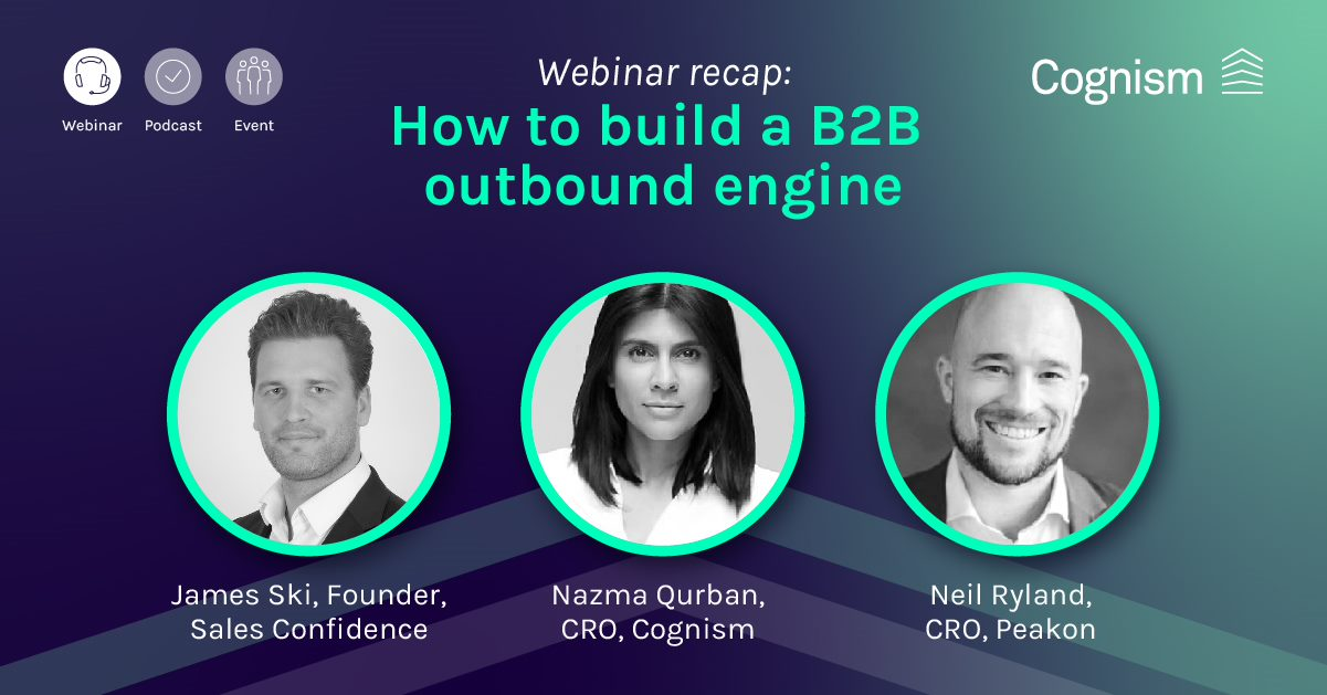 How to build a B2B outbound engine