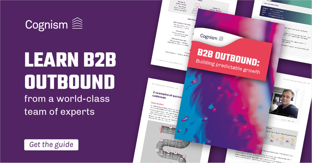 B2B Outbound: Building Predictable Growth
