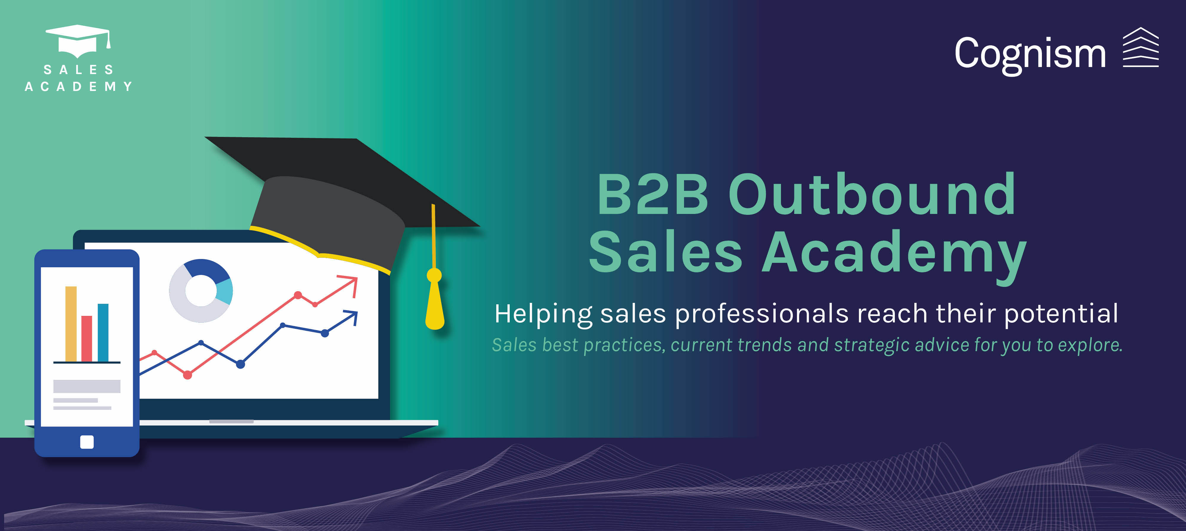 Sales Academy Resource creative