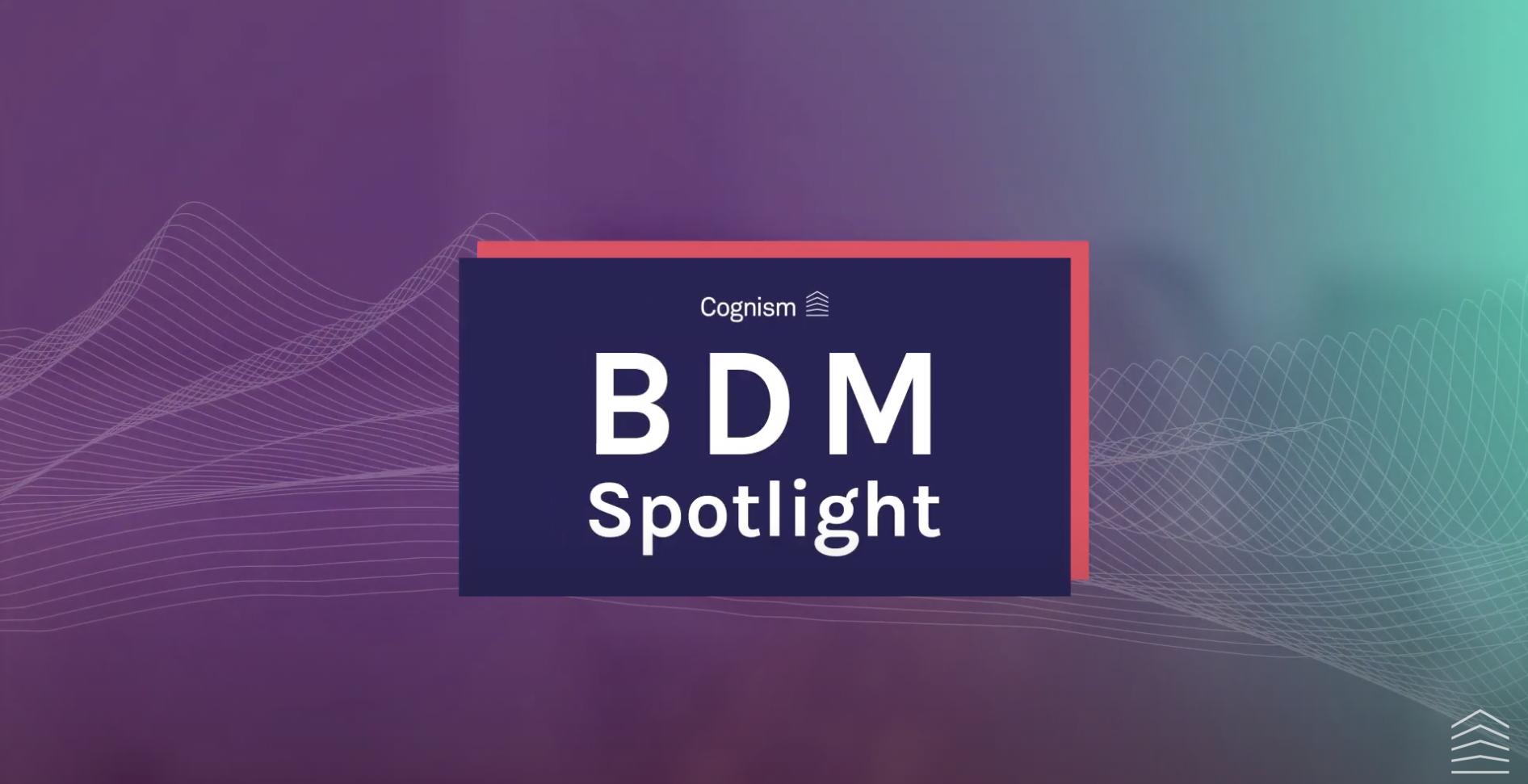 BDM Spotlight
